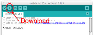 Arduino IDE Download (click to enlarge)
